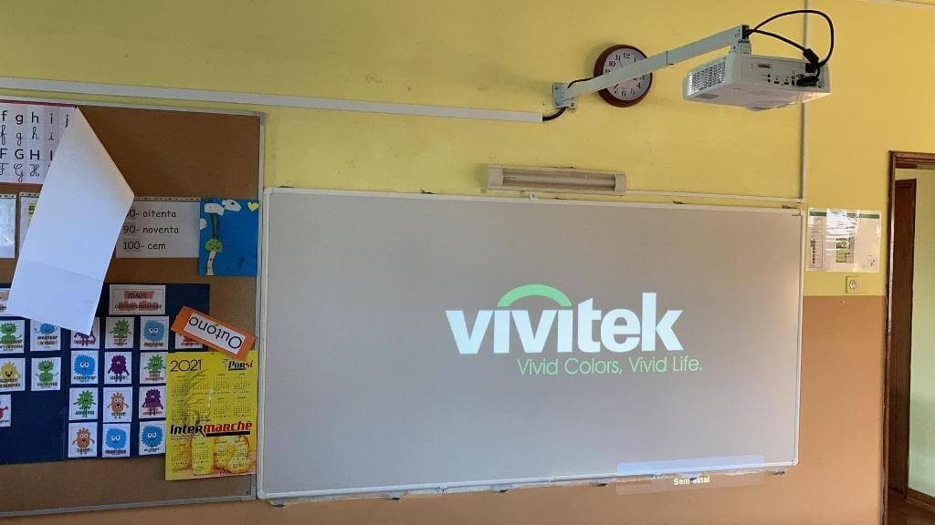 Municipality installs new IT equipment in 1st cycle classrooms