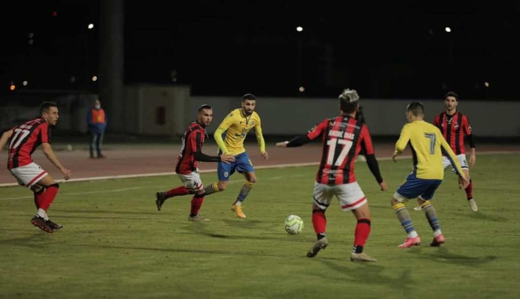 Olhanense wins in Lagos and rises to 2nd place in the Portuguese Championship