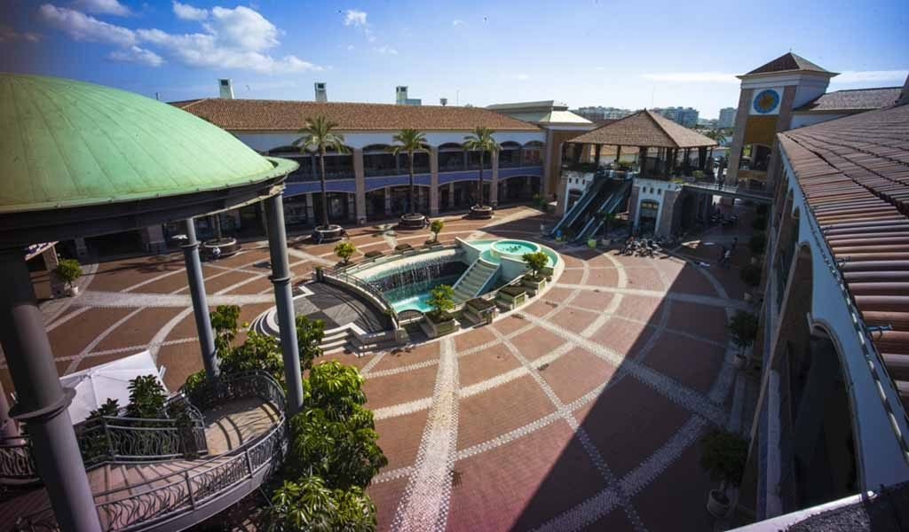 Shopping centers want direct aid if there are new restrictions