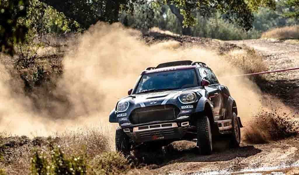 BP Ultimate Portugal Cross Country Rally visits Alcoutim on April 10
