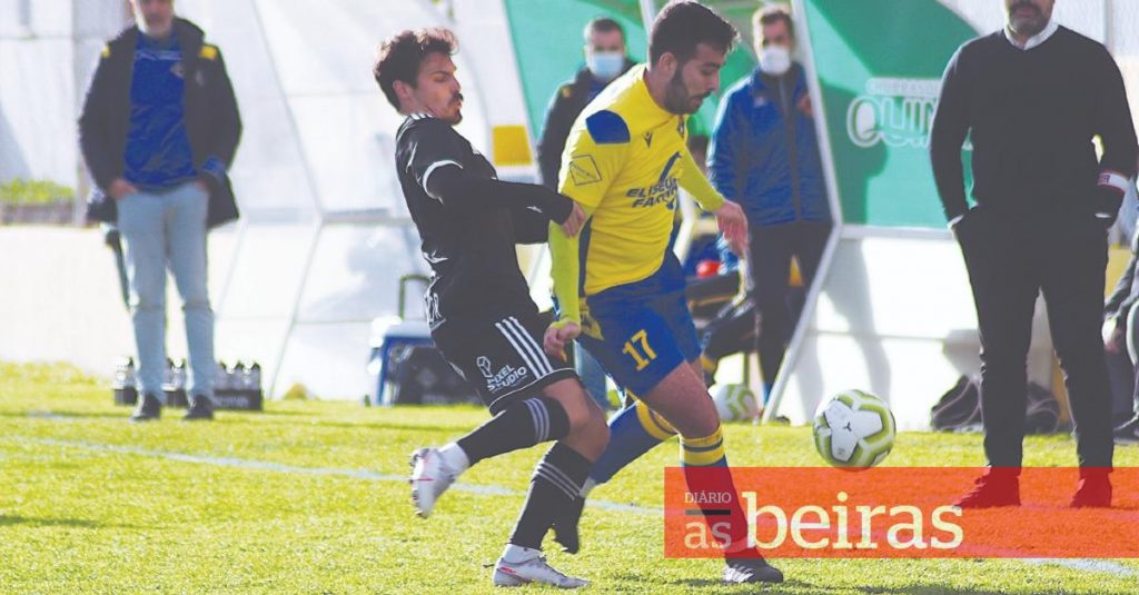 Condeixa and Alcains score one point in opening day