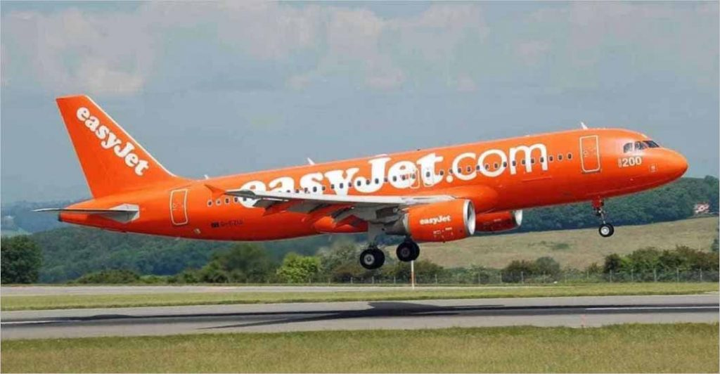 EasyJet advocates free trials instead of banning travel