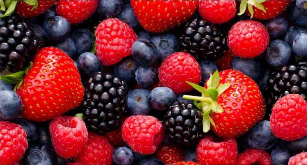 Exports of small fruits break a record in 2020 and reach 247 ME