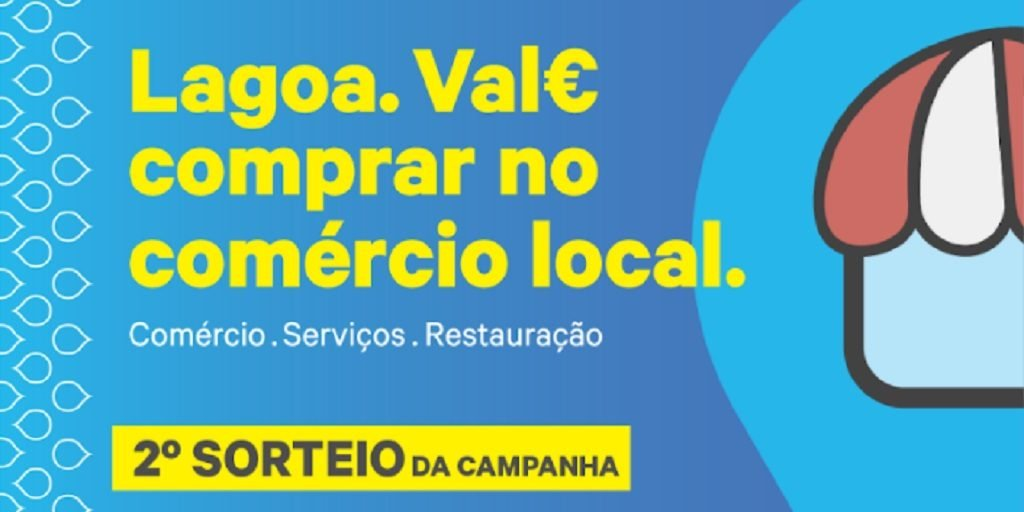"""Lagoa gives prizes for """"buying in local stores"""""""