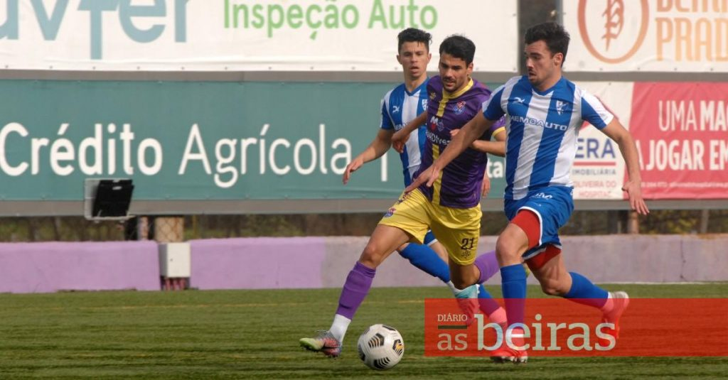 O. Hospital returns to 2nd place after beating Carapinheirense