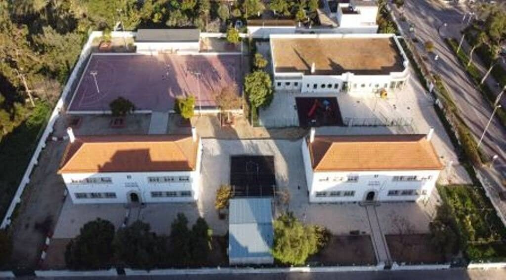 Olhão Chamber invests 1.6 million euros in requalification of School EB1 / JI Nº 4