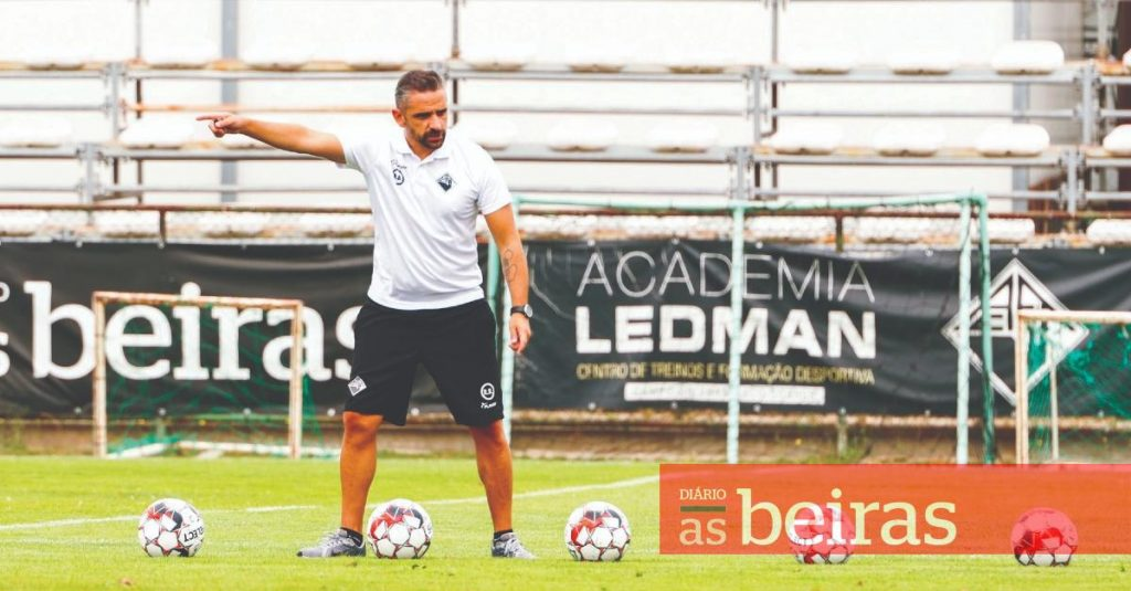 Rui Borges asks to redouble the commitment