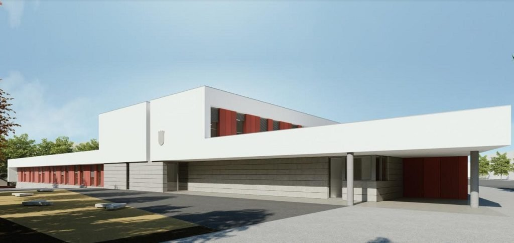 Silves bets on the construction and expansion of the EB1 school