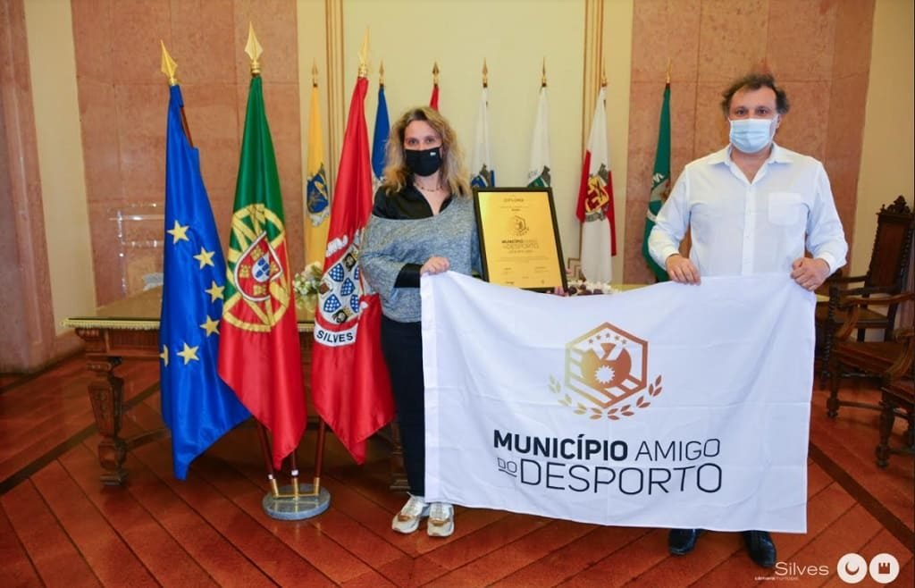"""Silves returns to be """"Municipality of Sport"""""""