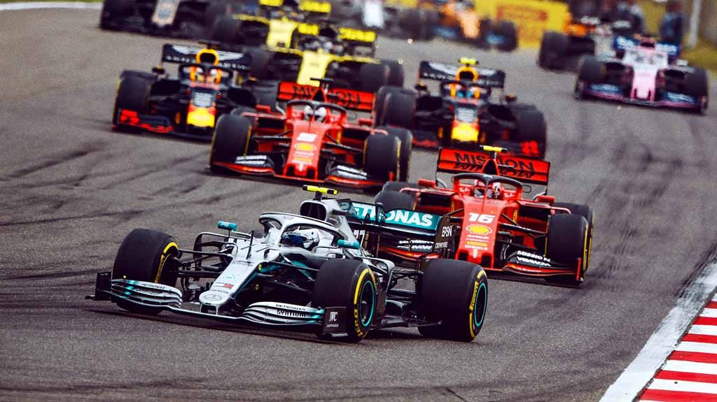 It's official, Formula 1 is in Portimão in May