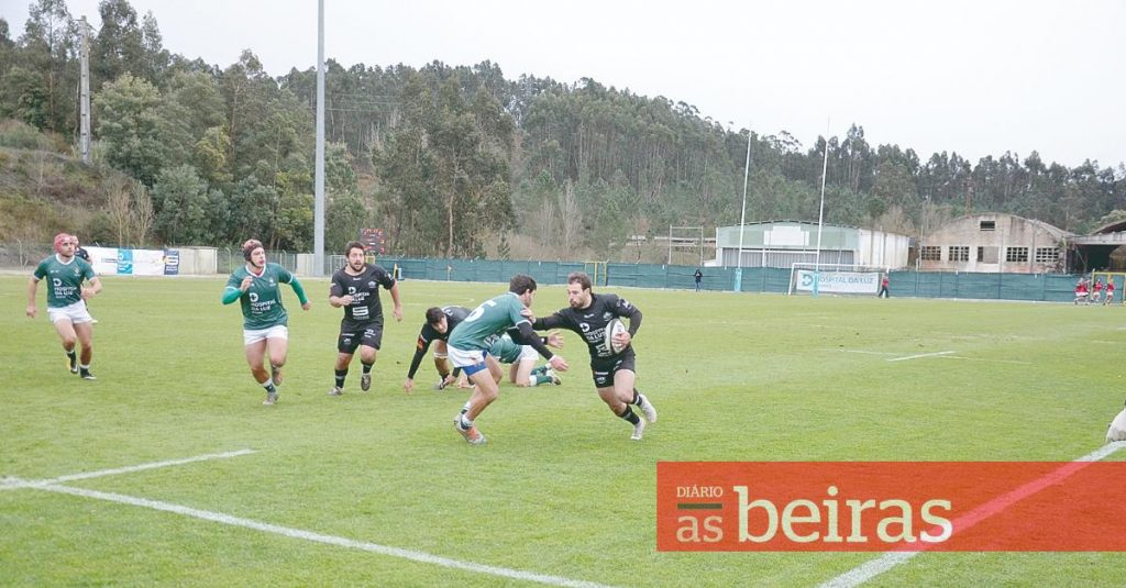Diário As Beiras - Academic returns to action in the rugby honor division