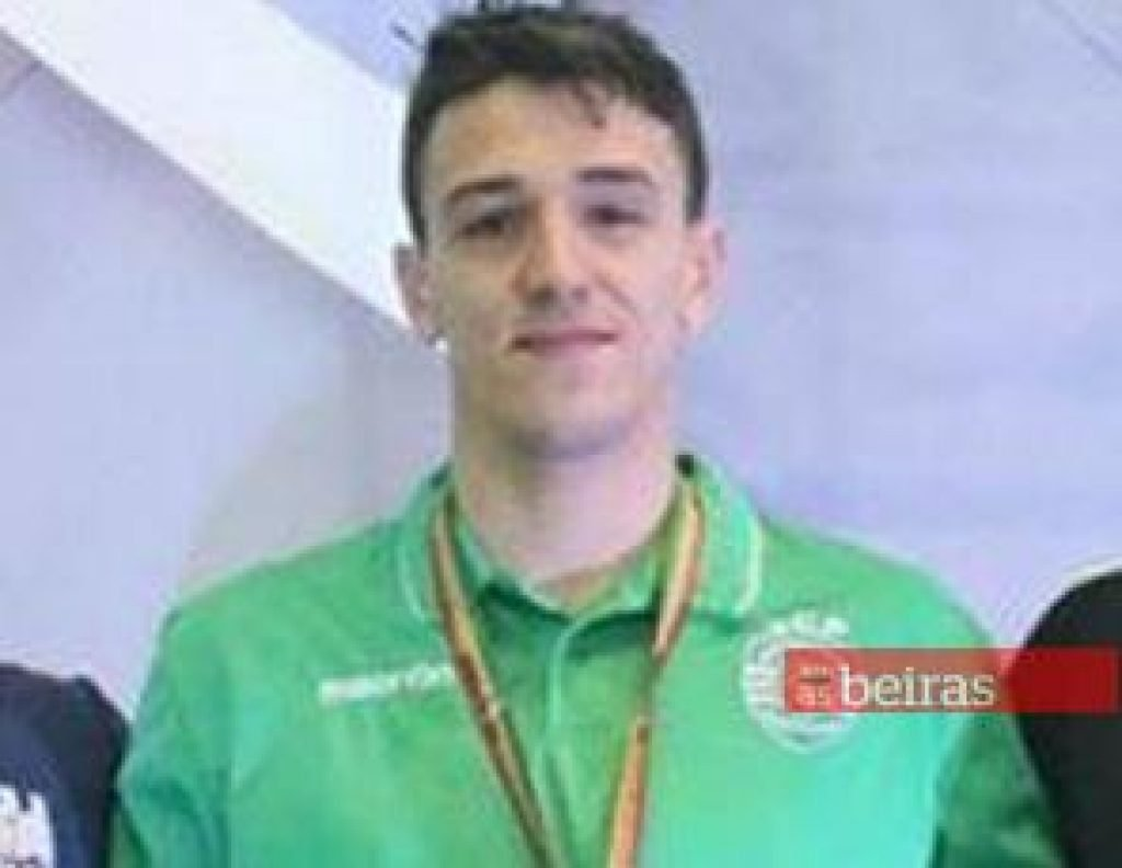Diário As Beiras - National record of 200 meters back was reached today in the pools of Coimbra