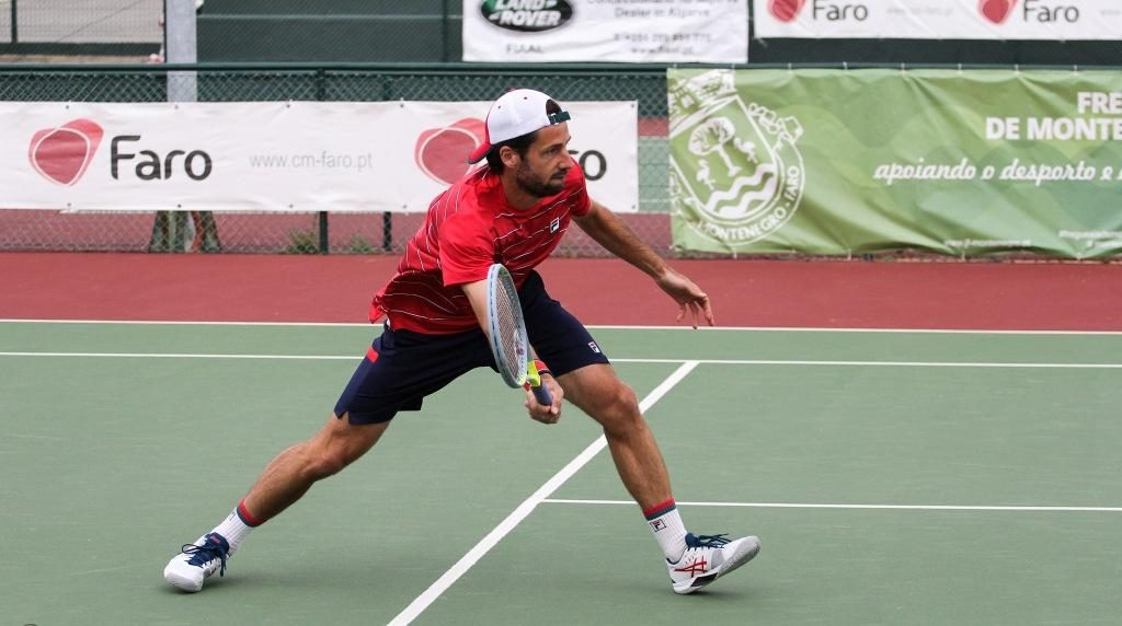 Gonçalo Falcão final match of Faro Open pairs on Saturday