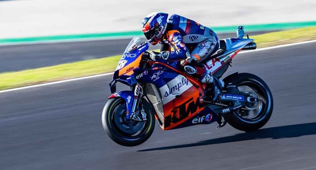 Government says MotoGP and Formula 1 will not have an audience