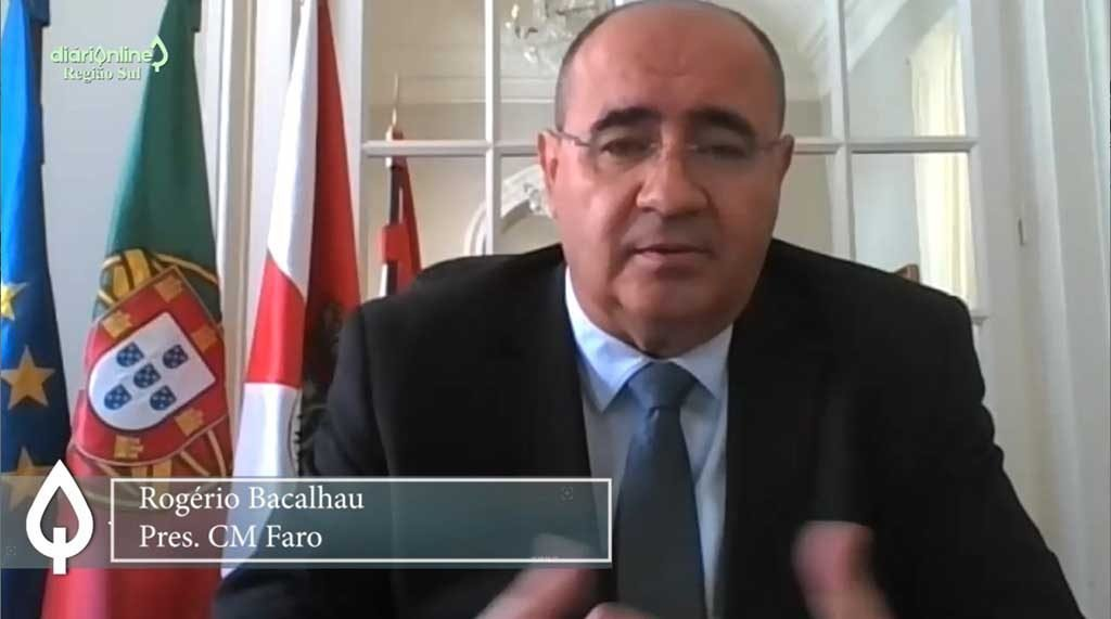 """""""It was a terrible and difficult year for all of us…"""" - Rogério Bacalhau / CM Faro"""