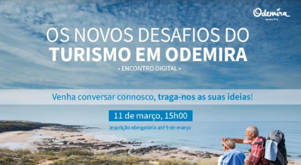 Odemira promotes online meeting with the tourism sector