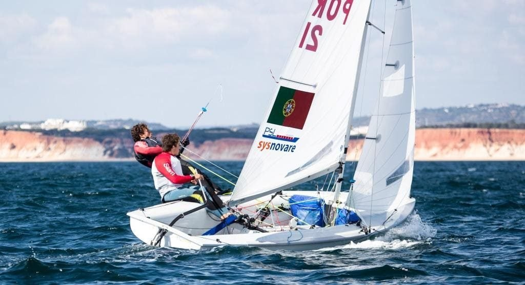 Portuguese rise to 2nd place in the World Championships in Vilamoura