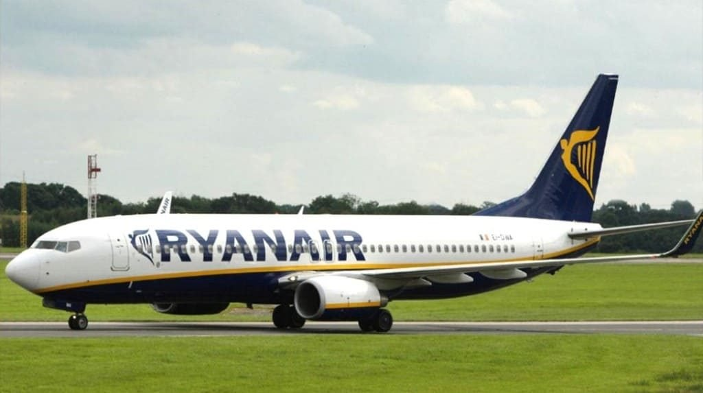 Ryanair launches Faro-Belfast route from June