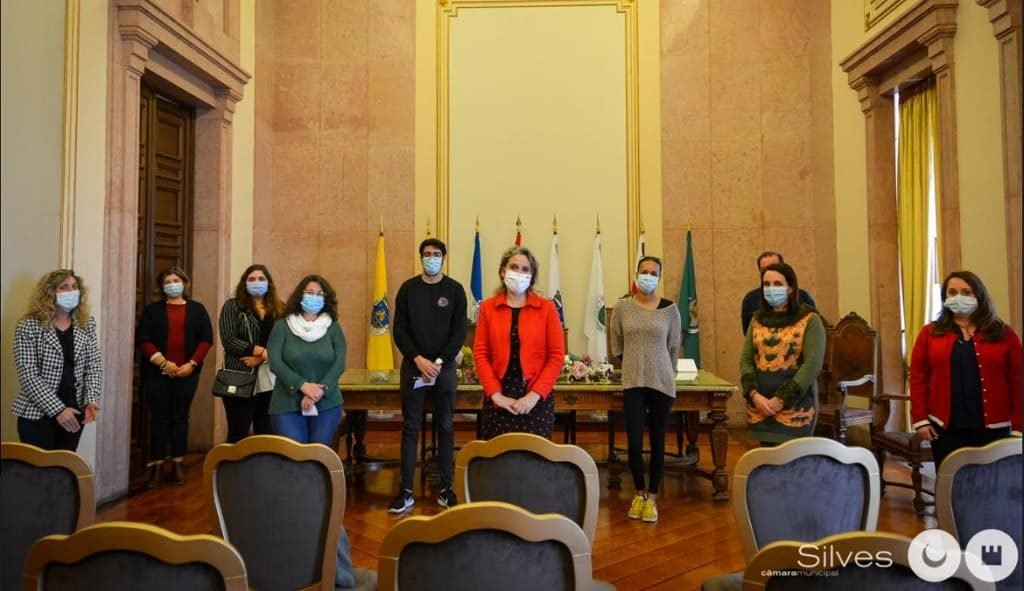 Silves Municipality delivers scholarships
