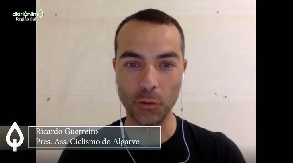 """""""The bet is on training, on road cycling and obviously keeping' Algarvia '"""" Ricardo Rodrigues / ACA"""