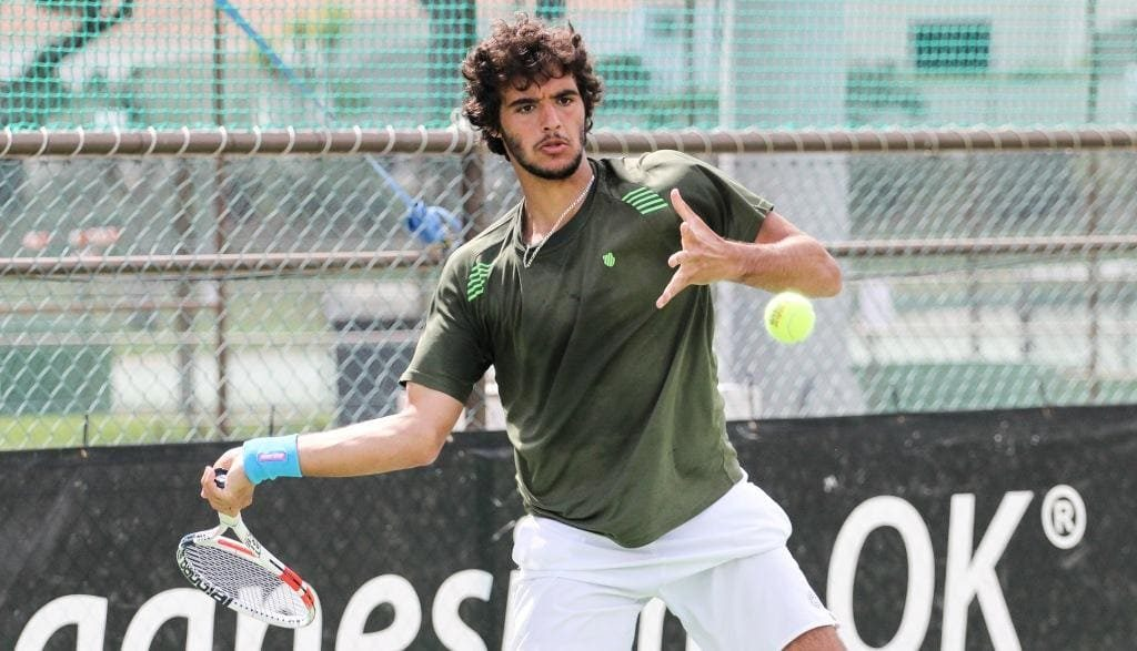 Vale do Lobo Open II runs out of Portuguese tennis players