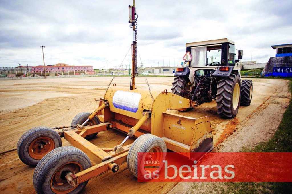 Work has already started on the Cabedelo Games Park