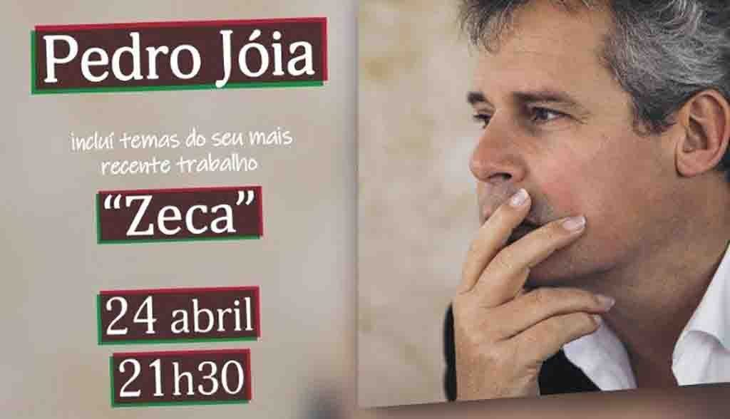 Pedro Jóia starts a concert cycle in Albufeira
