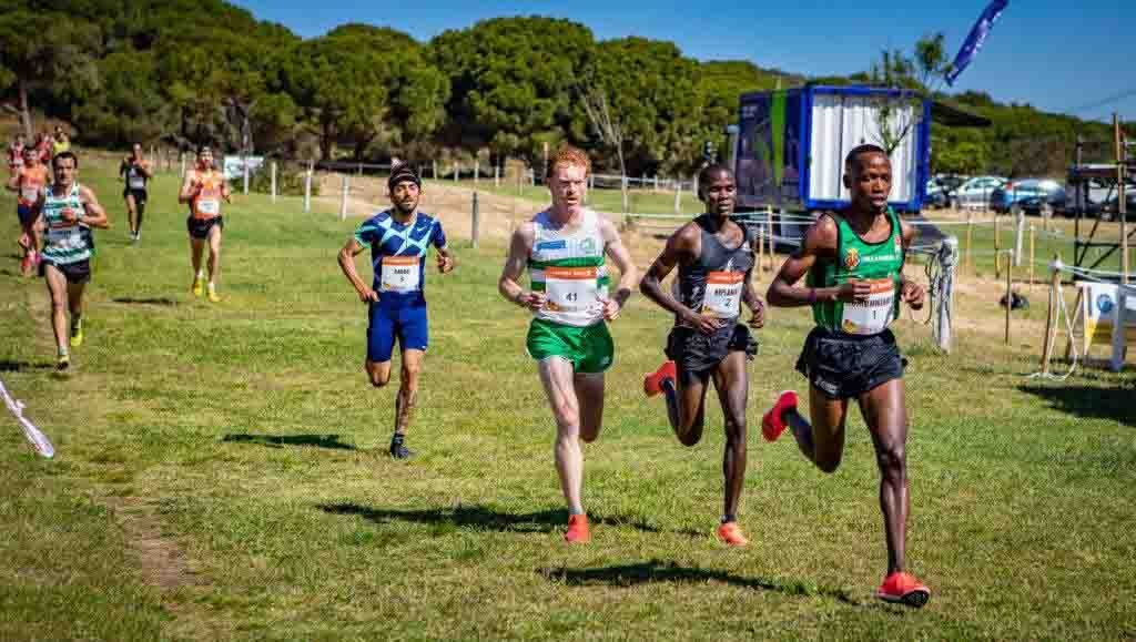 Athletes from Burundi and Ethiopia win Cross of the Almond Trees