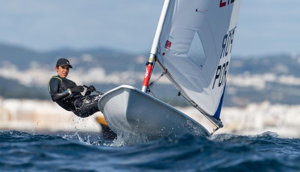 Carolina João continues to occupy Olympic spot in Vilamoura