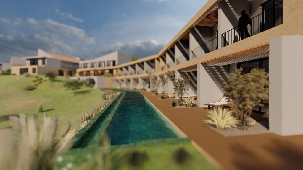 Castro Marim will have new four-star hotel