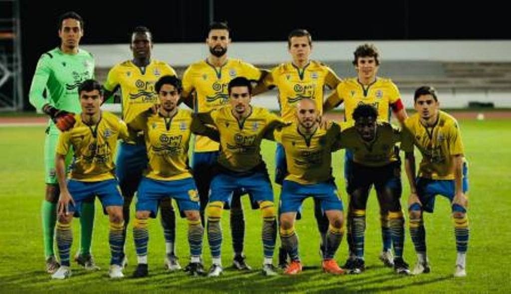 Esp. Lagos draws and expects help from Olhanense and Louletano not to go down