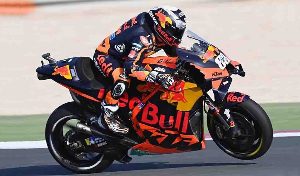 Miguel Oliveira concludes free practice with 9th chrono