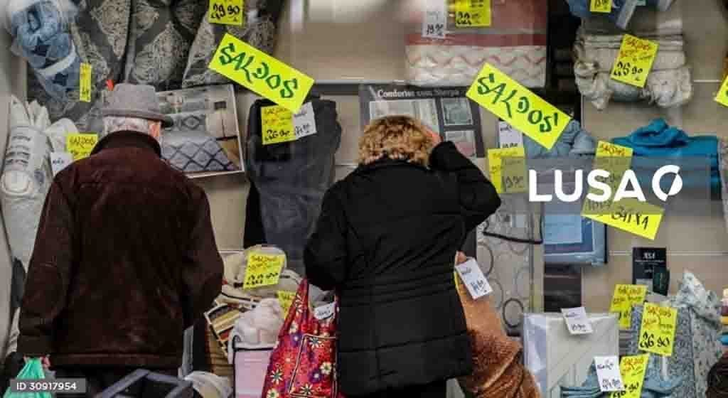 Portugal with the biggest drop in the EU in retail sales