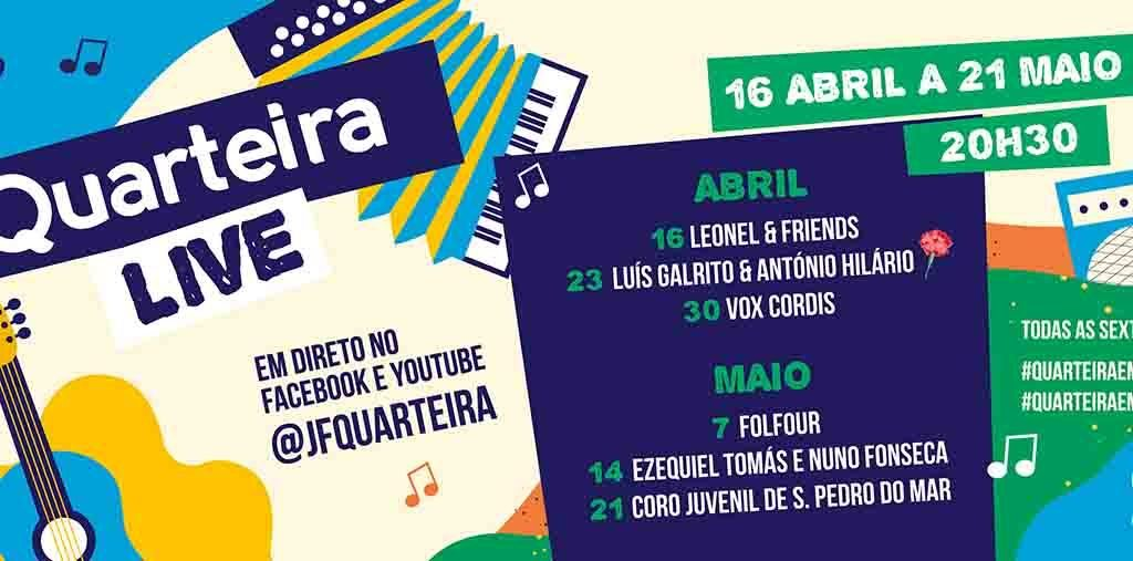 """""""Quarteira Live""""… the second edition is coming!"""
