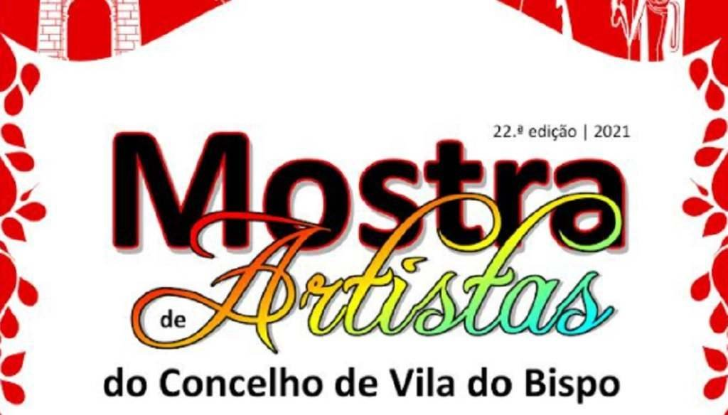 Vila do Bispo shows works by artists from the county